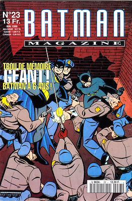 Batman Magazine (Agrafé. 32 pp) #23