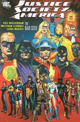 Justice Society of America (2007) (Softcover) #6