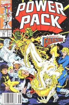 Power Pack (1984-1991; 2017) (Grapa) #56