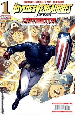 Jóvenes Vengadores presentan (2008-2009) #1