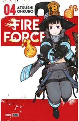 Fire Force (Rústica) #4
