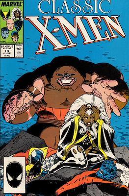 Classic X-Men / X-Men Classic #10
