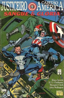 Justiceiro & Capitão América: Sangue e glória