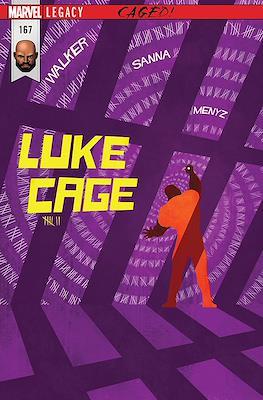 Luke Cage Vol. 1 (2017-2018) #167