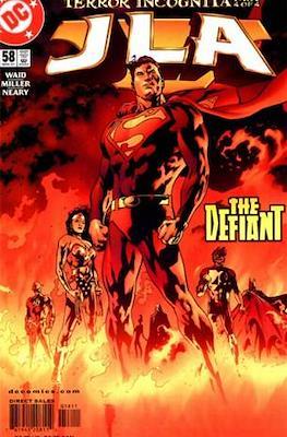 JLA Vol. 1 (1997-2006) (Comic-Book) #58