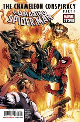 The Amazing Spider-Man Vol. 5 (2018 - ) #69