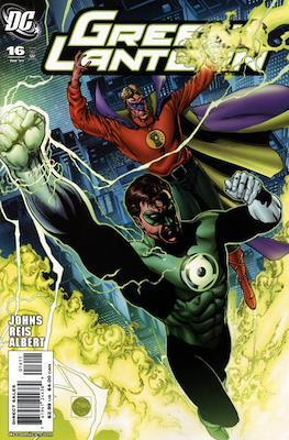 Green Lantern Vol. 4 (2005-2011) (Comic book) #16