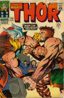 Journey into Mystery / Thor Vol 1 #126