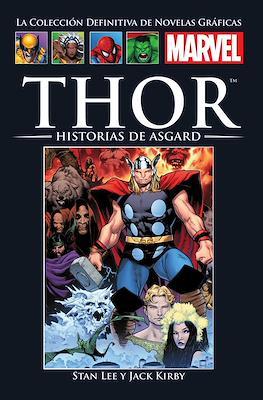 La Colección Definitiva de Novelas Gráficas Marvel (Cartoné) #63