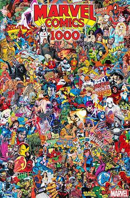 Marvel Comics #1000 (Variant Cover) #1.3