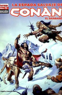 La Espada Salvaje de Conan el Bárbaro. Edición coleccionistas (Rústica. 64 páginas. B/N. (2005-2008).) #70