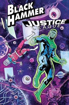 Black Hammer / Justice League: Hammer of Justice (Comic Book) #2