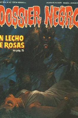 Dossier Negro (Rústica y grapa [1968 - 1988]) #174