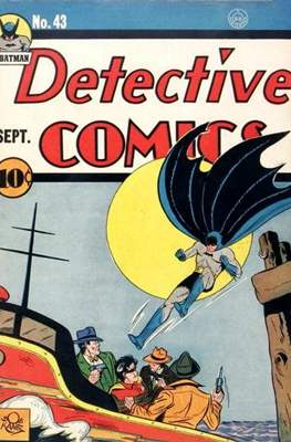 Detective Comics Vol. 1 (1937-2011; 2016-) (Comic Book) #43