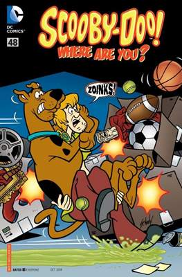 Scooby-Doo! Where Are You? (Comic Book) #48