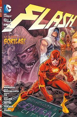 Flash. Nuevo Universo DC (Rústica) #4