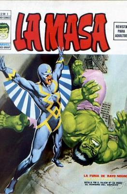 La Masa Vol. 2 (1974-1975) (Rústica 60 pp) #1