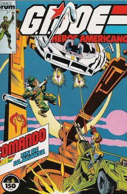 Comando G.I.Joe (Grapa. 19x27. 32 páginas. Color.) #6