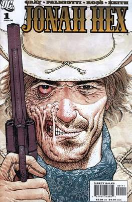 Jonah Hex Vol. 2 #1