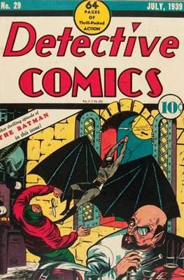 Detective Comics Vol. 1 (1937-2011; 2016-) (Comic Book) #29