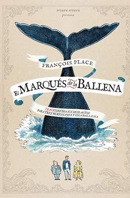El Marqués de la Ballena (Cartoné 48 pp) #