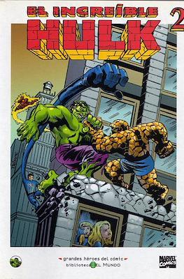 Grandes héroes del cómic (Rústica) #15