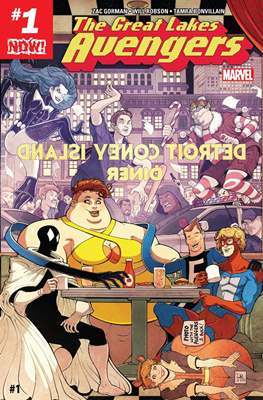 The Great Lakes Avengers Vol. 2