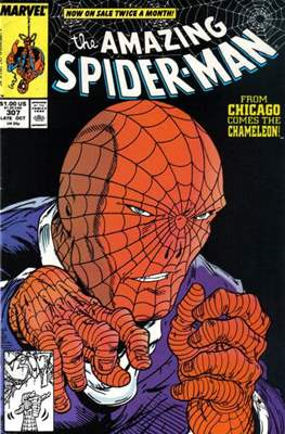 The Amazing Spider-Man Vol. 1 (1963-2007) #307