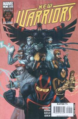 New Warriors Vol 4 #9
