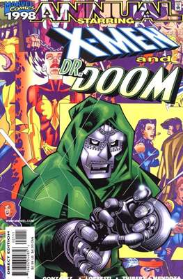 X-Men Annual Vol 2 #1998