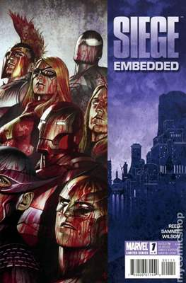 Siege: Embedded (Comic Book 32 pp) #1