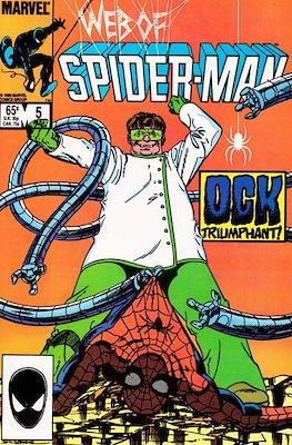 Web of Spider-Man Vol. 1 (1985-1995) #5