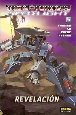 Transformers. Spotlight #4