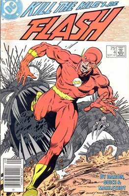 The Flash Vol. 2 (1987-2006) (Comic Book) #4