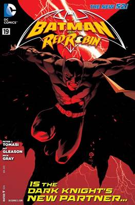 Batman and Robin Vol. 2 (2011-2015) #19