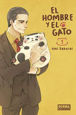 El hombre y el gato #1