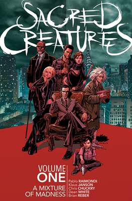 Sacred Creatures (Softcover) #1
