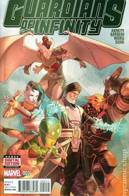 Guardians of Infinity (Comic-book) #2