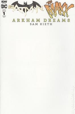 Batman / The Maxx: Arkham Dreams (Variant Cover)
