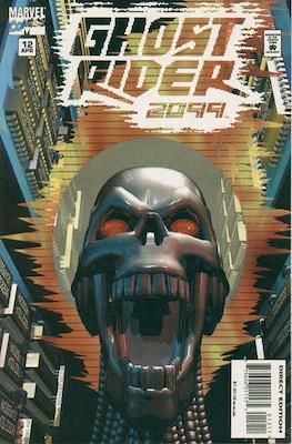 Ghost Rider 2099 (Grapa 24 pp) #12