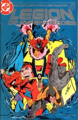 Legion of Super-Heroes Vol. 3 (1984-1989)