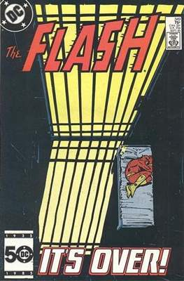 The Flash/Flash Comics (1940-1949, 1959-1985, 2020-) (Comic Book 32 pp) #349