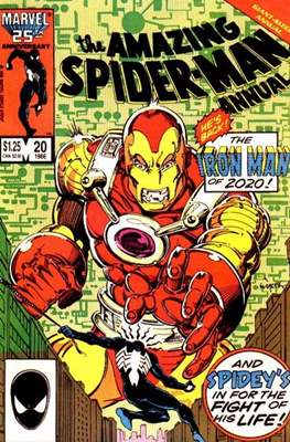 The Amazing Spider-Man Annual (Grapa, 48 págs.) #20