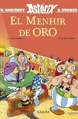 Astérix - El Menhir de Oro (Cartoné 48 pp) #