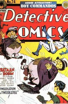 Detective Comics Vol. 1 (1937-2011; 2016-) (Comic Book) #74