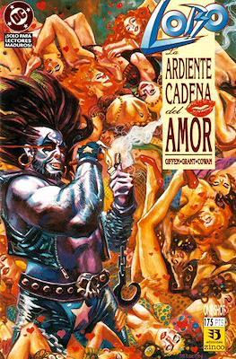 Lobo. La ardiente cadena del amor