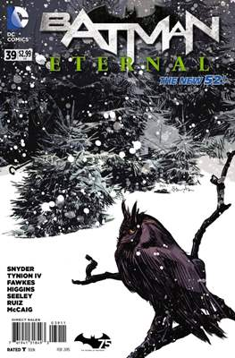 Batman Eternal (2014-2015) (Comic-Book) #39