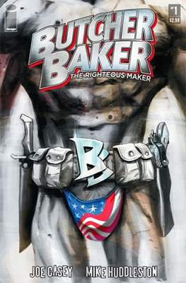 Butcher Baker The Righteous Maker #1