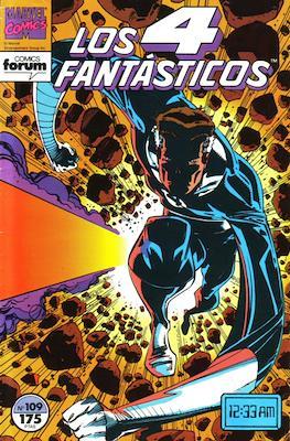 Los 4 Fantásticos Vol. 1 (1983-1994) (Grapa 36-32-24 pp) #109