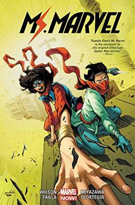 Ms. Marvel (Vol. 3 2014-2015) (Hardcover) #4